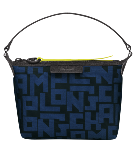 LE PLIAGE LGP CLUTCH BLACK/NAVY