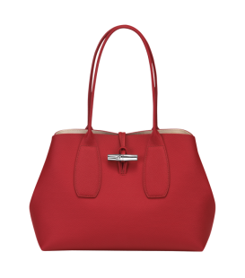 ROSEAU SHOULDER BAG RED