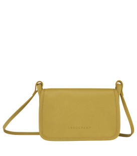 LE FOULONNÉ WALLET ON CHAIN MIMOSA