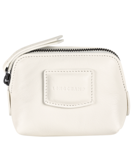 BRIOCHE COIN PURSE IVORY
