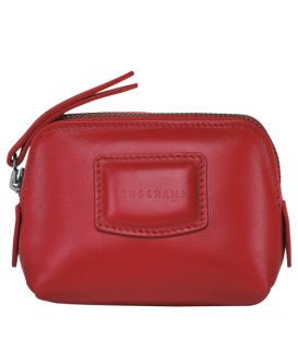 BRIOCHE COIN PURSE RED