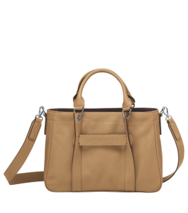 LONGCHAMP 3D TOP HANDLE BAG S CUMIN