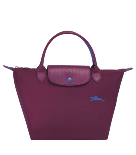LE PLIAGE CLUB TOP HANDLE BAG S PLUM