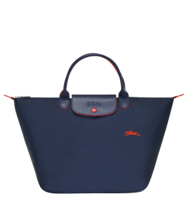 LE PLIAGE CLUB TOP HANDLE BAG M NAVY