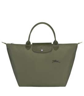 LE PLIAGE GREEN TOP HANDLE BAG M FOREST