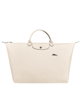 LE PLIAGE CLUB TRAVEL BAG L CHALK