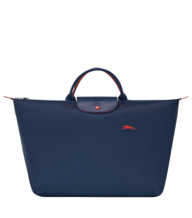 LE PLIAGE CLUB TRAVEL BAG L NAVY