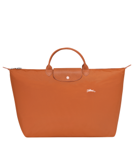 LE PLIAGE CLUB TRAVEL BAG L RUST