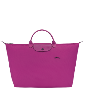 LE PLIAGE CLUB TRAVEL BAG L FUCHSIA