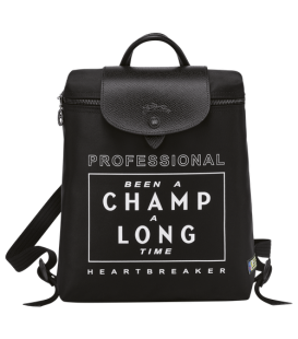 BEEN A CHAMP A LONG TIME BACKPACK BLACK