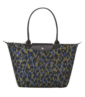 LE PLIAGE PANTHÈRE SHOULDER BAG L NORDIC