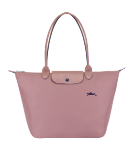 LE PLIAGE CLUB SHOULDER BAG L - ANTIQUE PINK
