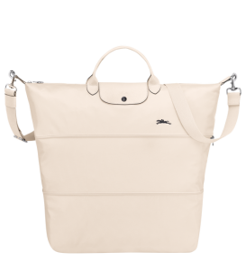 LE PLIAGE CLUB TRAVEL BAG CHALK