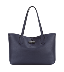 ROSEAU ESSENTIAL SHOULDER BAG M NAVY