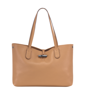 ROSEAU ESSENTIAL SHOULDER BAG M NATURAL
