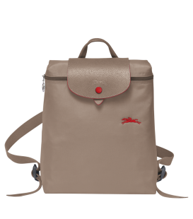 LE PLIAGE CLUB BACKPACK BROWN